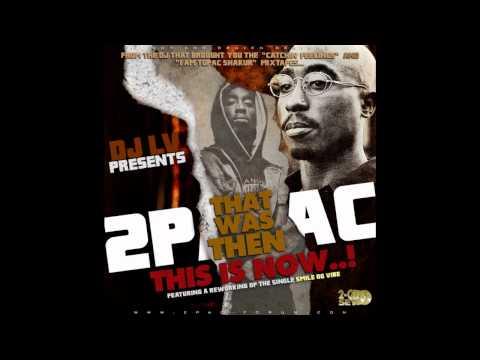 2pac - Niggaz Nature (DJ LV remix) (2011)