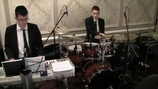 Akiva Salkowitz's Wedding Entrance With Evanal Orchestra And Beri Webber