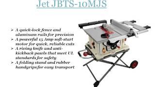 Jet Jbts 10mjs Table Saw Reviews