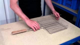 BBQ Grilling Basket