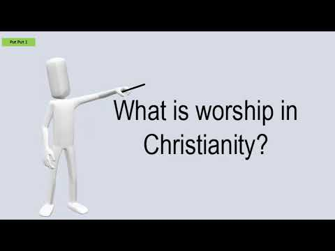 what-is-worship-in-christianity?