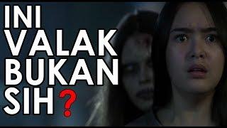 REVIEW FILM BISIKAN IBLIS 2018 - AMANDA MANOPO