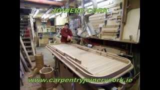 Joinery Cork   Jonathan Evans Carpentry Joinery   Tel: 086-2604787   Vid 001