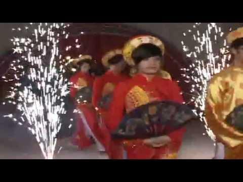VIdeo Clip Tiệc Cưới Quang Thuần và Tường Vân ở Sóc Trăng phần 2