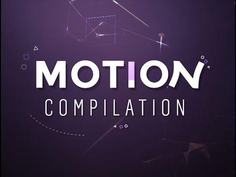 Motion Design Showreel 2016