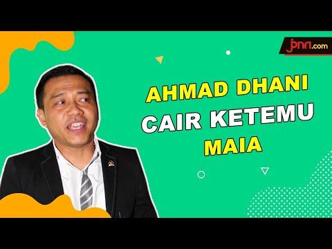 Indonesian Idol 2020: Anang Komentari Pertemuan Maia Estianty dan Ahmad Dhani