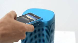 Nokia Play 360° - Portable Speakers with NFC Technology