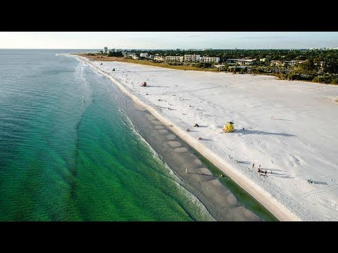 Top10 Best Beaches In Florida, USA