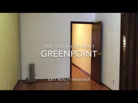 FOR RENT 2BR 1BATH GREENPOINT (Brooklyn, NY)