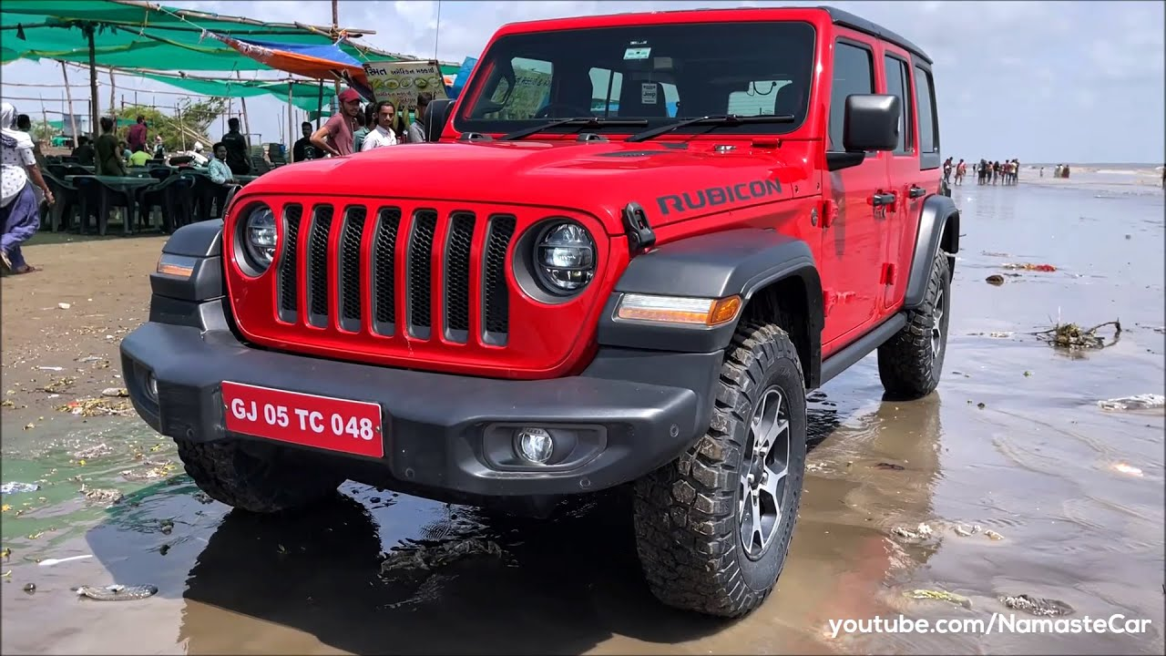 Jeep Wrangler Rubicon JL 2021- ₹58 lakh | Real-life review