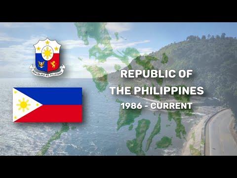 Historical anthem of Philippines