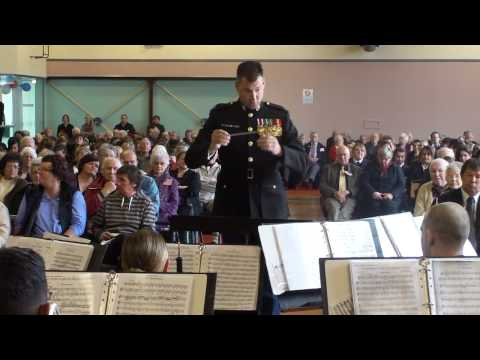 US Marine Corp Pacific Forces Concert Band