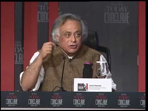 India Today Conclave: Q&A Session With Jairam Ramesh