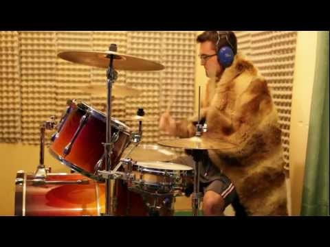 Fair to Midland - A Wolf descends upon the Spanish Sahara (Drum Cover) mp3