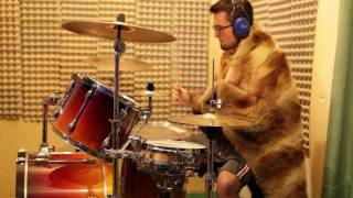Fair to Midland - A Wolf descends upon the Spanish Sahara (Drum Cover)