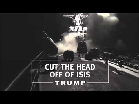 Donald Trump's First TV Campaign AD! Targets Muslims, Immigration And Terrorism