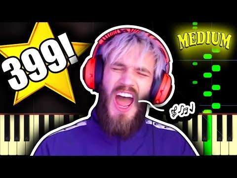 BUT CAN YOU DO THIS? on PIANO