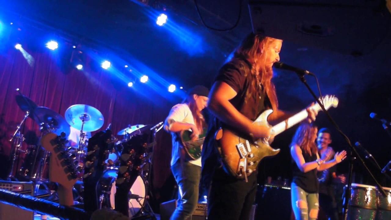The Basement Canberra Part - 23: James Southwell, Charlie Wooten Band @The Basement Canberra 3/2/17