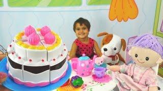 видео Развивающие игры и игрушки для девочек