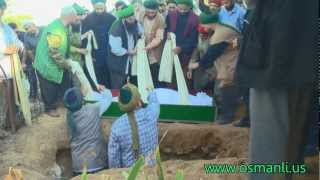 The funeral of Shaykh Abdulkerim el Kibrisi (part 5)