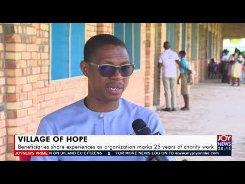 Beneficiaries share experience as Village of Hope marks 25 years of charity work (20-9-21)