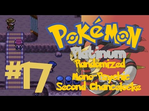 Pokemon Platinum Second Chancelocke Episode 17: Eon Has Bad Breath