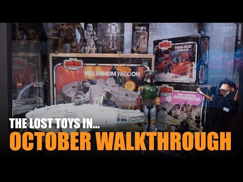 Store Walkthrough (October 2016)