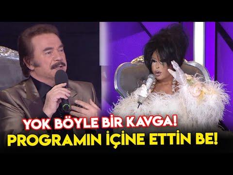 Orhan Gencebay ve Bülent Ersoy Birbirine Girdi! KİMSE AYIRAMADI ! Popstar