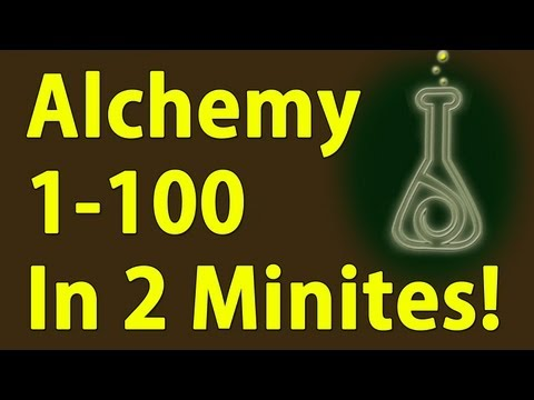 Alchemy 1-100 in 2 Minutes and Make Gold - Skyrim Fastest way to level - YouTube