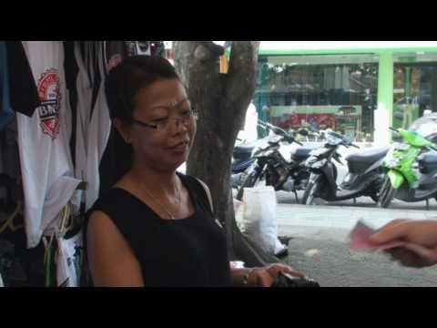 Haggling In Bali