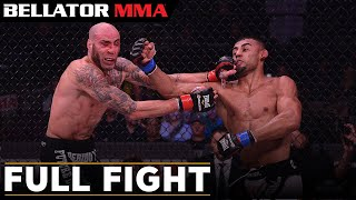 Bellator MMA: Douglas Lima vs. Ben Saunders - FULL FIGHT