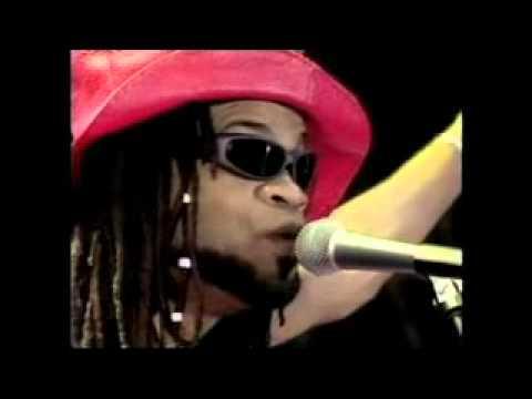 """Paralamas + Carlinhos Brown """"Uma Brasileira"""" no VMB 1995 (MTV)"""