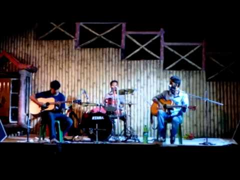 "BANGLA BAND AUSOMAPTO LIVE ""BANGALI"" ACOUSTIC VERSION BENGALI BAND MUSIC BANGLA ROCK"