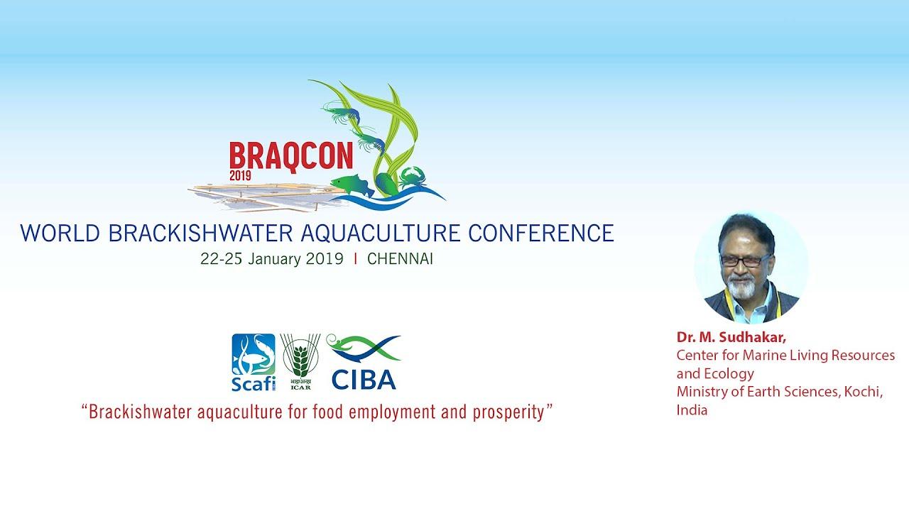 BRAQCON-2019 – World Brackishwater Aquaculture Conference