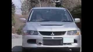 新車ファイル クルマのツボ #004.三菱 ランサー エボリューションⅨ 燃費...