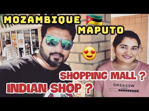 Mozambique primer shopping mall|Mozambique Maputo city  Indian shop|Mozambique country