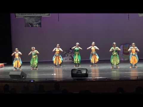Senthamizh Naadenum Podinile dance_Kala Utsava_Archana Chandrasekaran_Part1