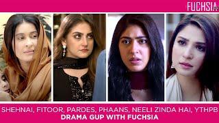 Fitoor | Shehnai | Phaans | Pardes | Neeli Zinda Hai | Yun Tu Hai Pyar Bohut |Drama Gup with FUCHSIA