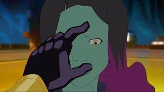Стражи галактики - мультфильм Marvel – серия 21 сезон 2