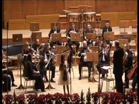 Anna Georgieva Adelaide Concerto