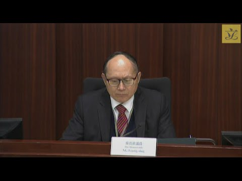 Panel on Financial Affairs (2016/03/22)