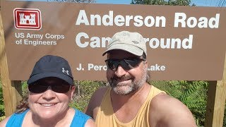 Review of Anderson Road Campground - Nashville Tennessee
