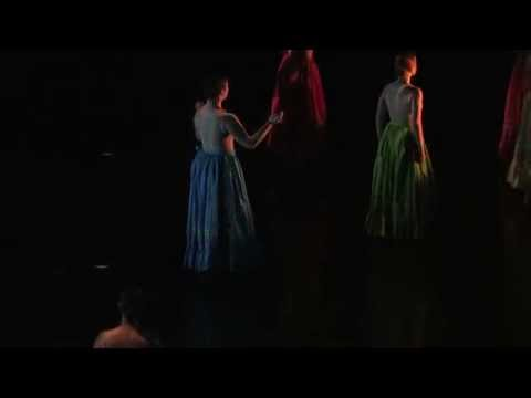 Contemporary Dance Piece, Days of Dance, Florida State University, 2014, FSU