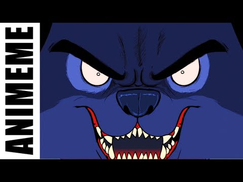 ANIMEME 24 - INSANITY WOLF