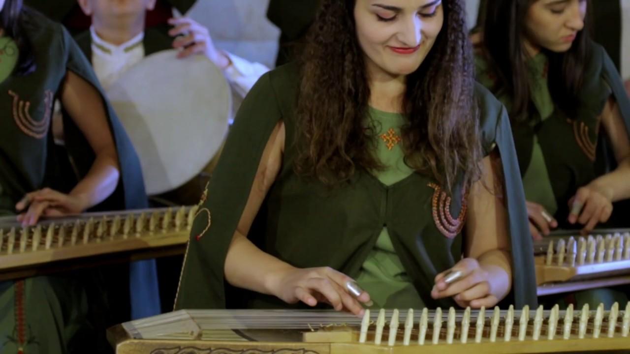 Download Naregatsi Orchestra • Kalosi Prcen based on Armenian folk melodies