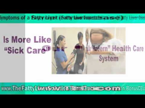 The Fatty Liver Solution - Fatty Liver Disease Causes and Solutions
