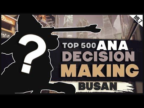 mL7 | ANA DECISION MAKING | BUSAN...