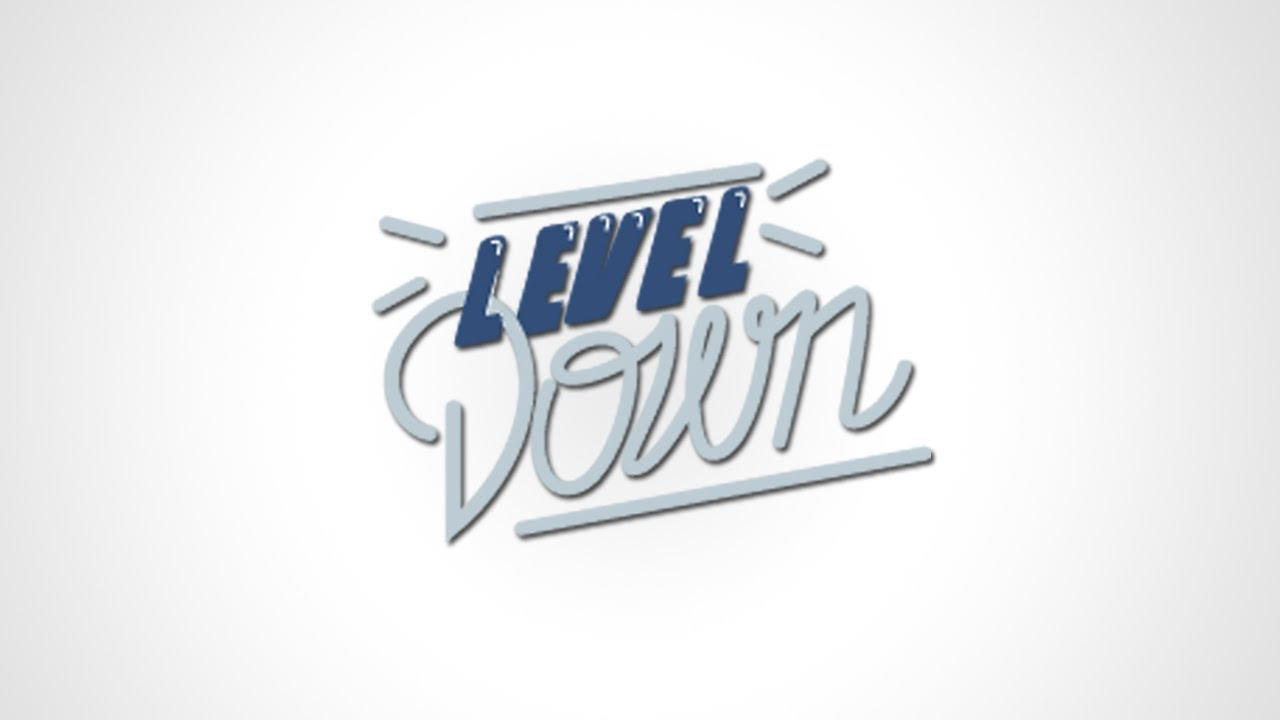 ANNONCE: Présentation de Level Down - YouTube