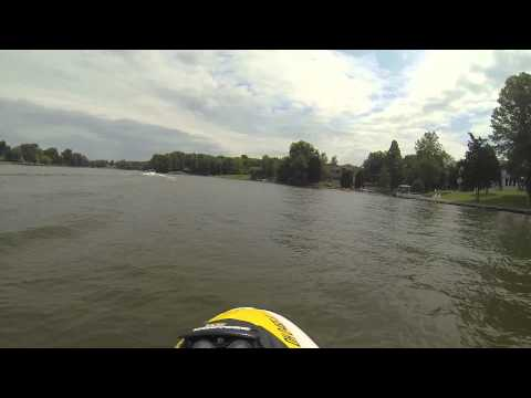 Jet Ski - GoPro Hero 3 Silver - 1080p Full HD