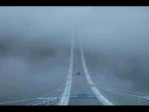 Scary But Cool Bridges In The World HD 2015 HD